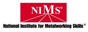 NIMS National Institute for Metalworking Skills logo