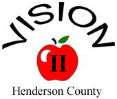 VISION II Henderson County logo
