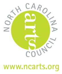 North Carollina Arts Council logo