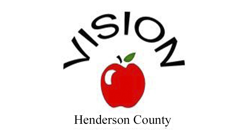VISION Henderson County logo