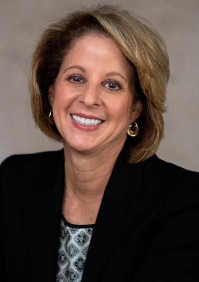 portrait of Dr. Laura Leatherwood, Blue Ridge Community College President