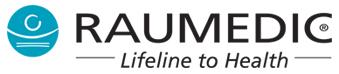 Logo: RAUMED Lifeline to Health