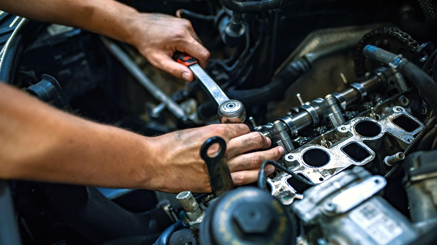 Automotive Mechanics - Blue Ridge Community College