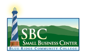 Blue Ridge Community College Small-Business Center logo