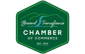 Brevard Transylvania Chamber of Commerce logo-badge