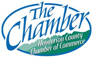 Henderson County Chamber of Commerce logo