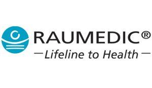 Logo: Raumedic Lifeline to Health