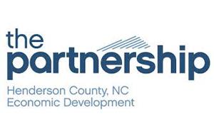 The Partnership Henderson County Economic Development logo