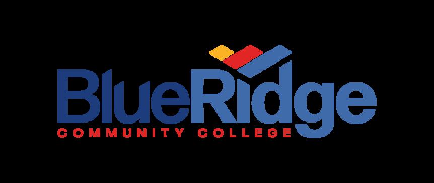 Blue Ridge Community College color logo png