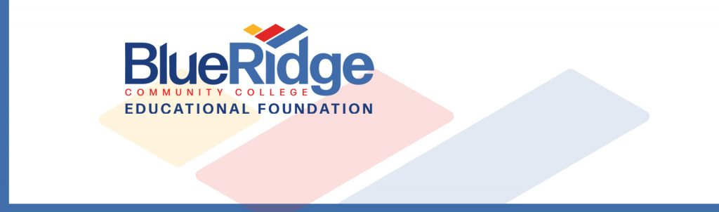 Blue Ridge Community College Educational Foundation logo