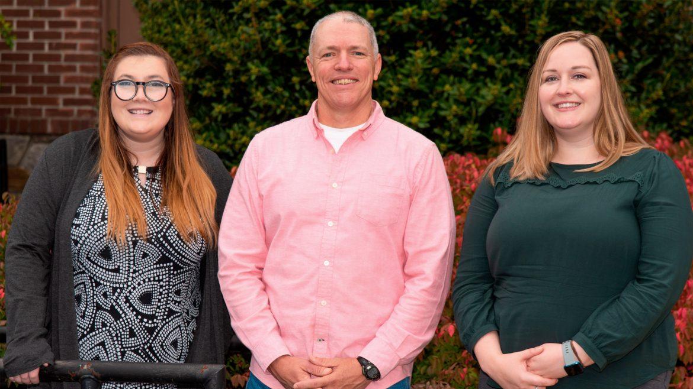 Group Portrait of Blue Ridge Counselors