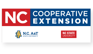 NC Cooperative Extension NC A&T State University NC State University logos