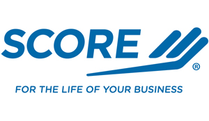 SCORE The Life of Your Business logo