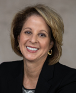 Board of Trustees College President Dr. Laura Leatherwood portrait