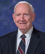 Board of Trustees Duke Woodhull portrait