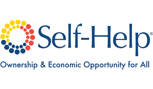 Self-Help Credit Union Owndership & Economic Opportunity for All logo